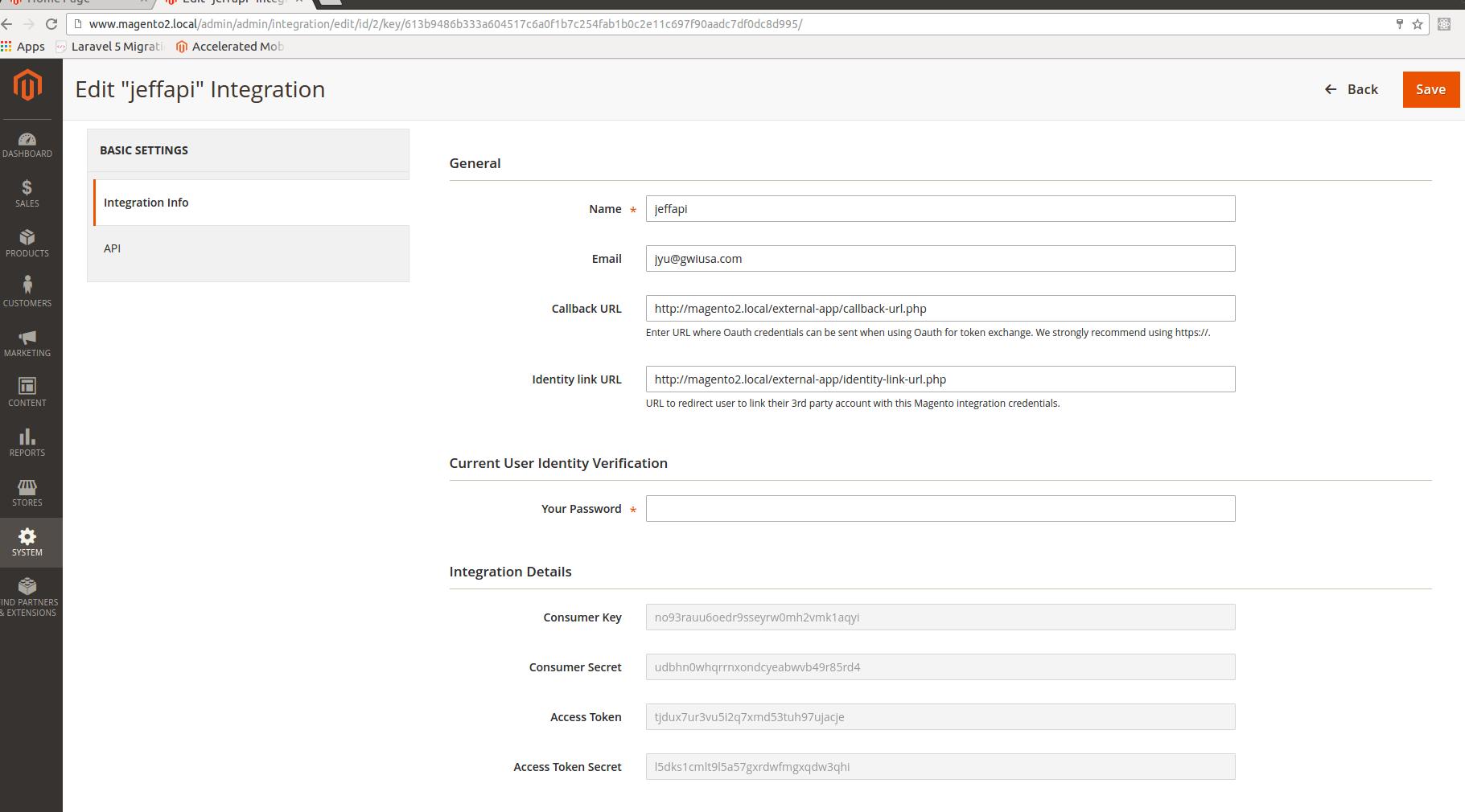 Magento 2: Creating Custom Web APIS